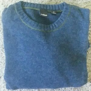 New Cullen 100% Lambs Wool Sweater.  Size M